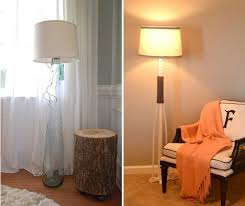 Awesome DIY Floor Lamps