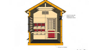 6x8 Storage Shed Plans by Cb202 Combo Chicken Coop Plans Construction Storage Shed Plans