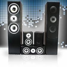 details zu kino hi fi sound system heimkino musikanlage audio wohnzimmer lautsprecher boxen