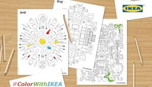 The Ikea Coloring Book Comes With An Allen Wrench But No Assembly Instructions
