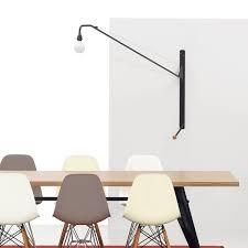 vitra potence wall light by jean prouv礬 1950 interiors