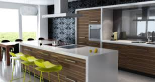 Pretty Contemporary Kitchen Models