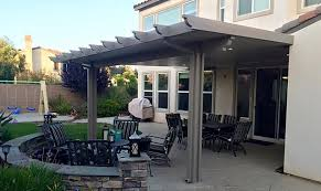 Alumawood Patio Covers Riverside Ca by Insulated Aluminum Patio Covers Escondido U0026 Murrieta Ca