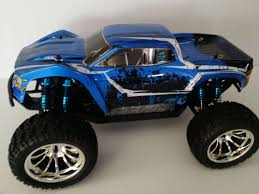 100 Brushless Rc Truck HSP Brontosaurus 110 Electric 4WD RTR RC King