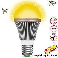 osidu mosquitoes repellent light led bug light bulb