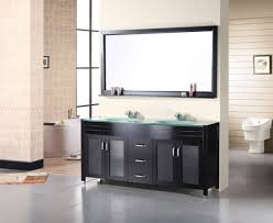 Home Depot Canada Double Sink Vanity by Waterfall 71 U2033 Double Sink Vanity Set In Espresso Design Element