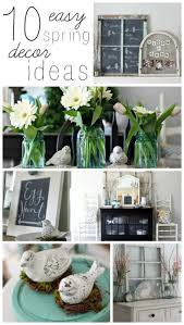 10 Spring Decor Ideas To Kick The Winter Blahs