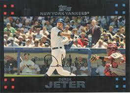 1993 Upper Deck Top Prospect Derek Jeter by The Snorting Bull Top 50 On Cardboard 3 Derek Jeter