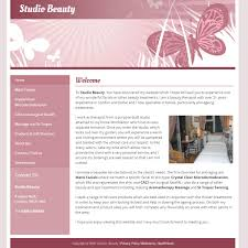 Studio Beauty HealthHosts Web Design For Therapists