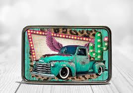 100 Truck Belt Amazoncom Boho Western Buckle Handmade