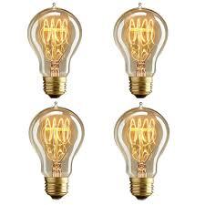 vintage edison light bulb 60w antique filament style incandescent