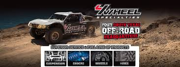 4 Wheel Specialties - South Texas's Off-Road Truck Accessories Store