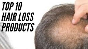 Rogaine Foam Shedding Phase by Top 10 Hair Loss Products Youtube