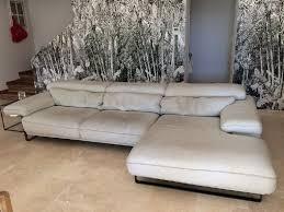 canap cuir blanc roche bobois dreams 25 seat sofa bed roche bobois roche bobois canap