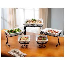 Wine Kitchen Decor Sets by Kitchen Triple Buffet Server Sideboard Server Buffet Server