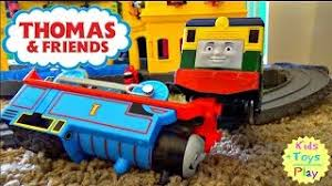 Trackmaster Tidmouth Sheds Youtube by Thomas And Friends Trackmaster Railway Thomas U0026 Friends Sodor