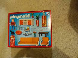 playmobil 5332 behagliches wohnzimmer neu puppenhaus