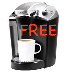 HURRY Get A FREE Keurig Coffee Brewer NOW While Offer Is Working