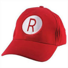 Rockford Peaches Baseball Cap A League Of Their Own Costume Hat