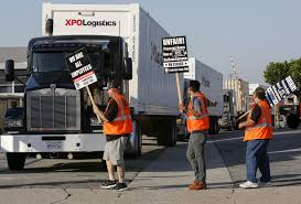 L.A. And Long Beach Port Workers Begin Striking - The Morning Call Soon American Highways Could Be Overrun With Selfdriving Trucks 1979 Press Photo Teamsters Strike Trucking Industry Historic Images The Toll Of Getting Products To Companies Like Target Costco And Truckers End Californias Port Strike Truckerplanet Minneapolis General 1934 Wikipedia Los Angeles Long Beach Port Truck Drivers Spread Strikes Rail Ordrive Founder Activist Mike Parkhurst Dies Chinese Startup Tusimple Plans Autonomous Trucking Service In Brazil Close Paralysis As Truckers Stops Fuel Deliveries Regs Cost Burden Ipdent Contractor Misclassification At Issue Massive In Prosters Shut Down Several