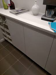 Short Narrow Floor Cabinet by 3 Chic Uses Of Shallow Ikea Base Kitchen Cabinets