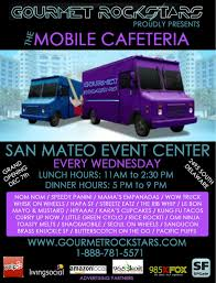 The San Mateo Mobile Cafeteria | Roaming Hunger Little Green Cyclo Home Facebook Hula Truck Spark Social Sf Street Dogs Truck Best Food Trucks Bay Area Waffle Amore Ebbetts Good To Go Hiyaaa Veggie Truckin Hiyaaa Beef Croquette Stop Off The Grid San Francisco Ca Wine Travel Eats In Image Kusaboshicom