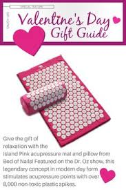 Bed Of Nails Acupressure Mat by You Can U0027t Beat This Swedish Acupressure U201cbed Of Nails U201d Mat That