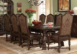 Art Van Dining Room Sets by Shop Valencia Collection Main The Tuscany Kitchen Island Is