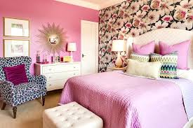 Home Decorations Bedroom Apartment Large Size Steps To A Girly Adult Pink Feminine Walls Decor
