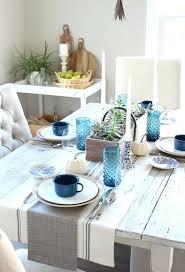 Reclaimed Wood Farmhouse Dining Table Medium Size Of