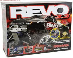 100 Traxxas Nitro Rc Trucks Kids RC CARS Revo 33 4WD RTR Monster Truck WTQi 24