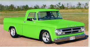 100 71 Dodge Truck 1970 D100 Swb Sweptline DODGE Pickups 1970 With 1972