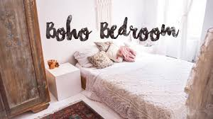 boho bedroom tour unser neues schlafzimmer inspired vintage diy