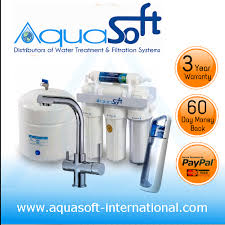 Delta Reverse Osmosis Faucet by Aquasoft Reverse Osmosis 6 Stage Water Filtration System