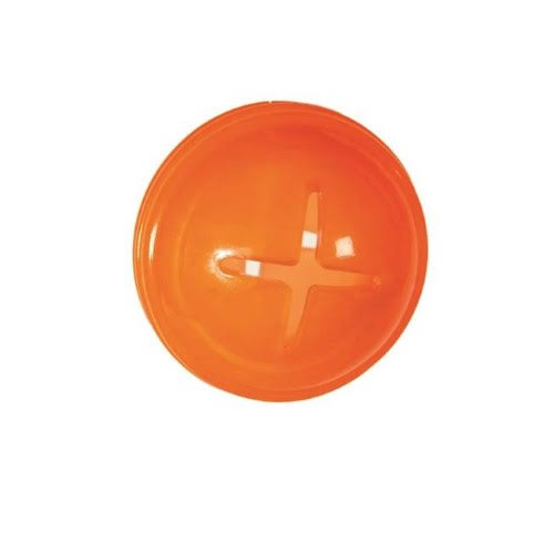 Hero Dog Toys 3662 Pocket Rubber Ball - 3 x 3 x 3 in.