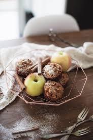 apfel nuss muffins
