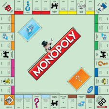 Monopoly Card And Board Games