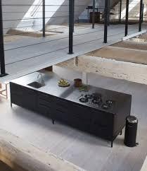 moderne küche module vipp edelstahl kochinsel modul