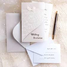 Pocket Wedding Invitations Uk Rustic Diy Wallet