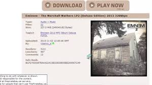 Eminem Curtain Call Zip Hulk by The Marshall Mathers Lp2 Eminem Free Download Deluxe Version