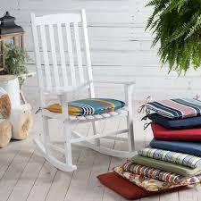 Wooden Rocking Chair Seat Cushions | Creative Home Furniture ...