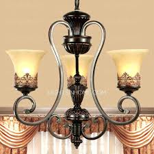 Rustic Style Chandeliers Medium Size Of