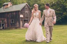 Elegant Country Barn Wedding