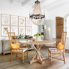 Wisteria Solid Oak Dining Table