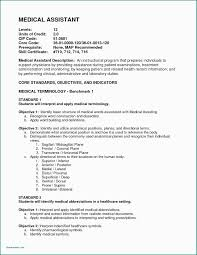 Resume Objective Examples Medical Receptionist The Proper Fice Assistant
