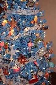 Beach Themed Christmas Tree Decorations