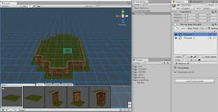 Tiled Map Editor Unity by Tileed Map Plyoung