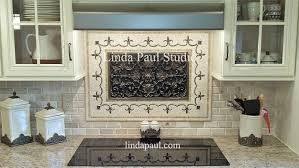 kitchen backsplash plaques ravenna decorative tile medallion