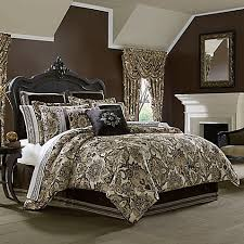J Queen Celeste Curtains by J Queen New York Paloma Comforter Set In Gold Bed Bath U0026 Beyond