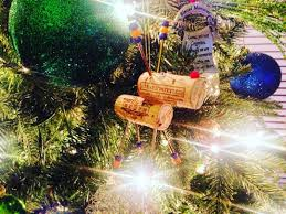 Loving My Gator Wine Bottle Cork Reindeer Ornament From Jwiggs86 This Means A
